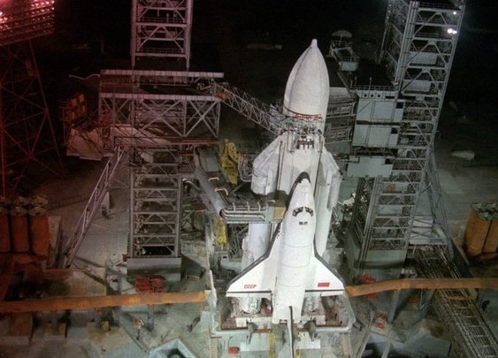 Buran: How the Soviets stole the Space Shuttle - Sandboxx