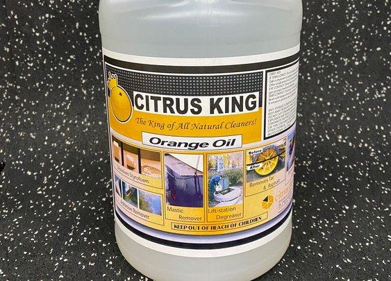 Citrus Depot CITRUS KING Pure Orange Oil Cleaner