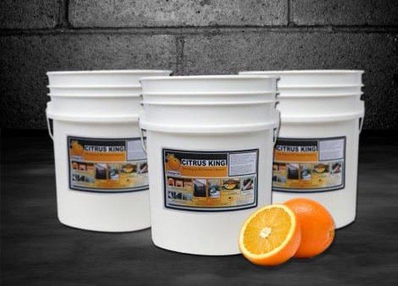 Orange Terpenes - Citrus Depot CITRUS KING All Natural Terpenes