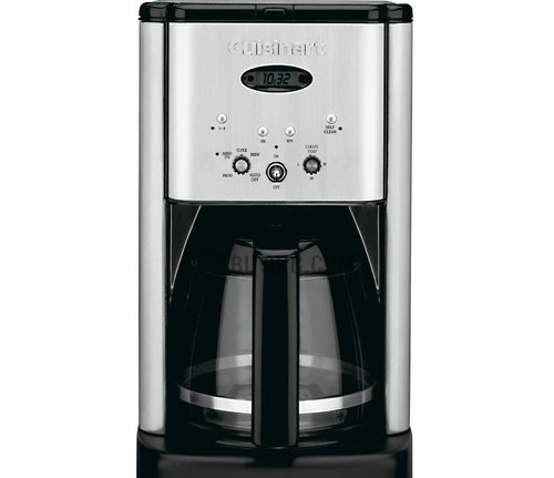 Cuisinart DCC-1200 Brew Central 12-Cup Coffeemaker $39.95
