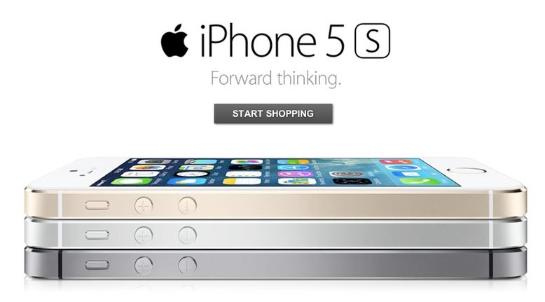 $100 off iPhone 5s and 5c at Virgin Mobile