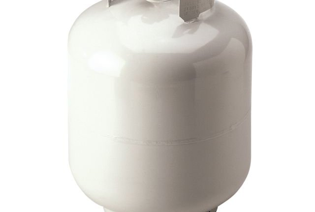 Worthington 20 lb. Gas Cylinder $13.99