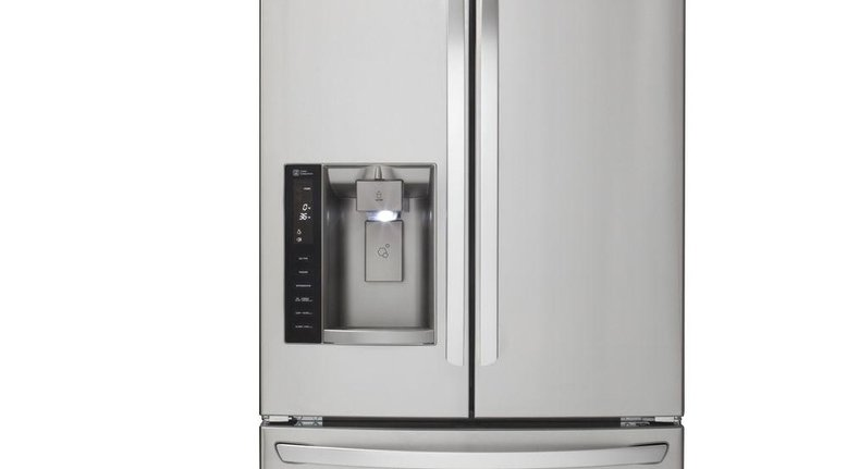 LG Electronics 28 Cubic Foot French Door Refrigerator $1,996.20 + Free Delivery and Haul Away