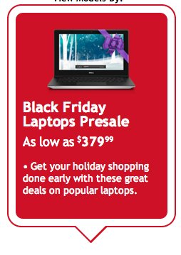 Dell: Up to 35% off Select Laptops, Desktops, and Tablets
