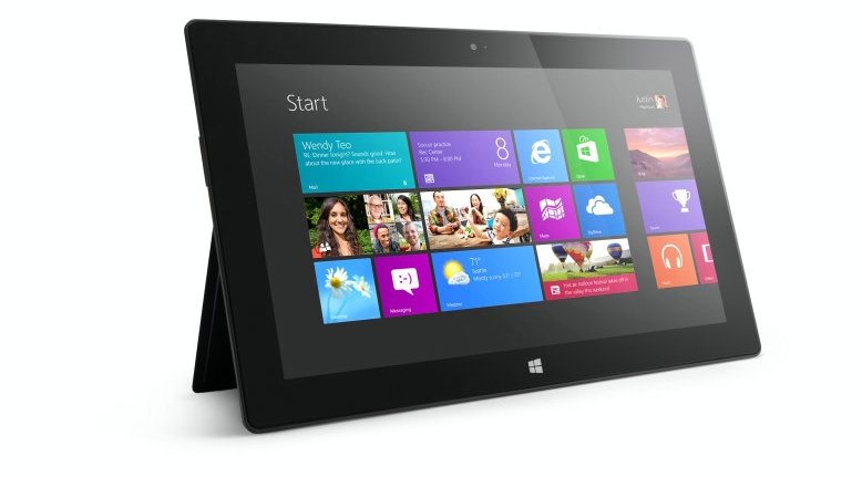 TODAY ONLY: Microsoft Surface RT 64GB with Cover $279.99