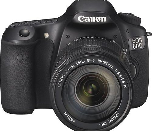 TODAY ONLY: Canon EOS 60D Digital SLR $799.99