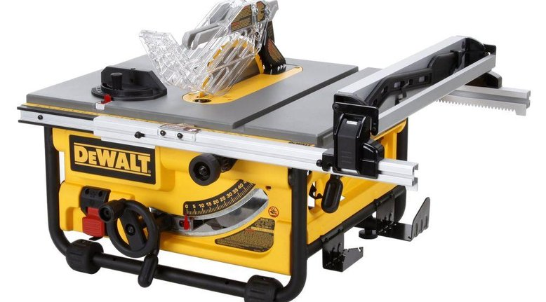 $120 Off DeWalt DW745 10in 15AMP Table Saw ($259.99)