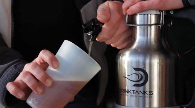 DrinkTanks Portable Growler/Keg