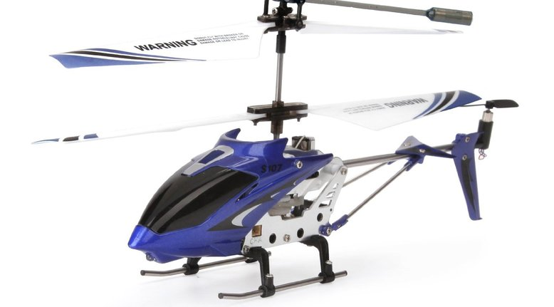 Syma S107G 3.5 Channel RC Helicopter with Gyro $16.50