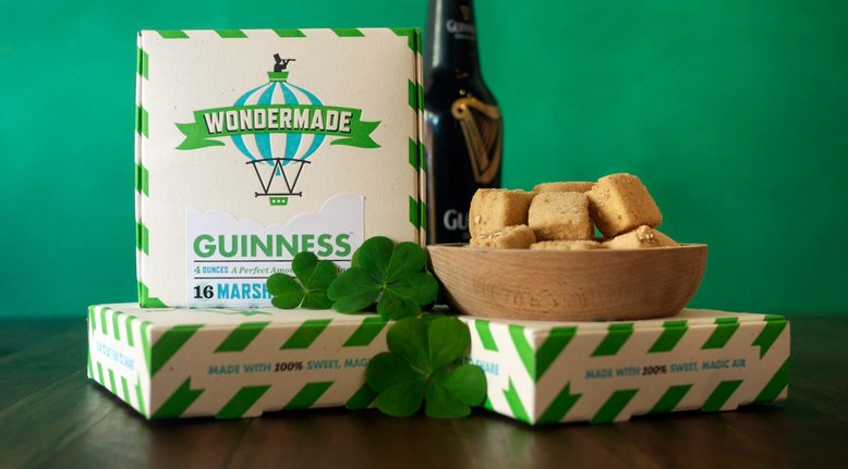 Guinness Marshmallows