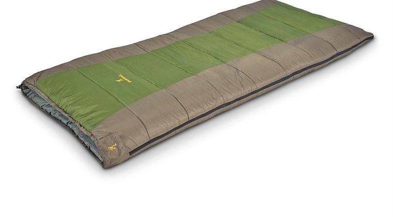 Browning Camping Delali 0 Degree Sleeping Bag $99.99