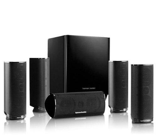 Harman Kardon HKTS 16 5.1 Channel Home Speaker System $199