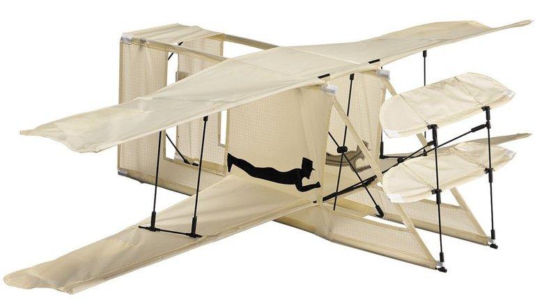 Smithsonian Wright Flyer Kite
