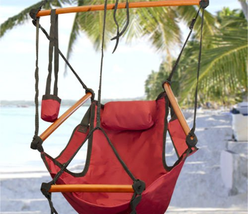 Hanging Hammock Chair Sky Swing $32.95