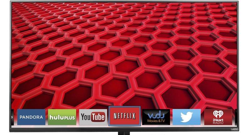 VIZIO 48-Inch 1080p 120Hz Smart LED HDTV $499