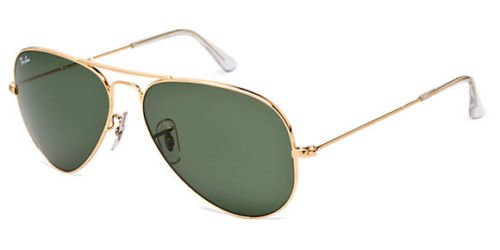TODAY ONLY: Ray-Ban Aviator or Wayfarer Sunglasses $79.99