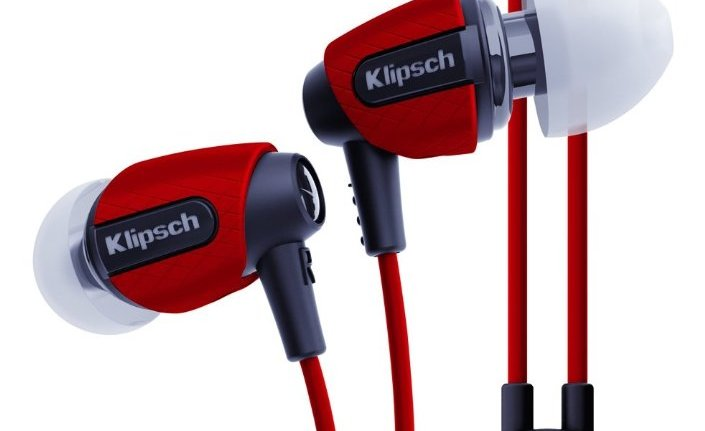 TODAY ONLY: Klipsch Image S4i Rugged Ear Buds $29.99