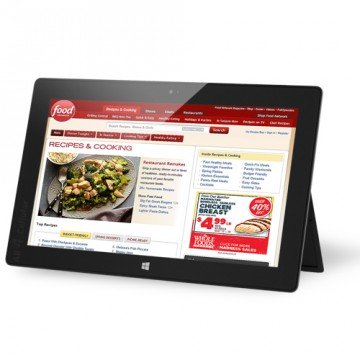 Microsoft Surface Pro 10.6 Inch Tablet $399