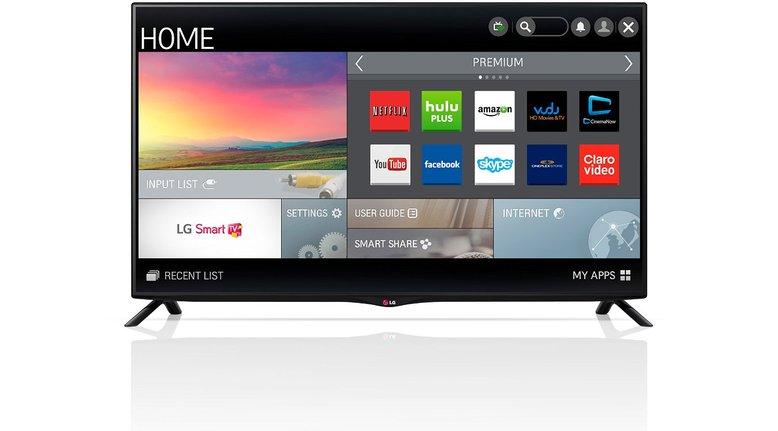 LG 40-inch 4K Ultra HD Smart LED TV $599.99