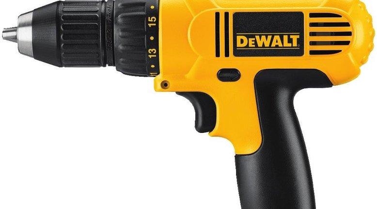 DeWalt 18-volt Cordless Drill + Driver Set $89.99