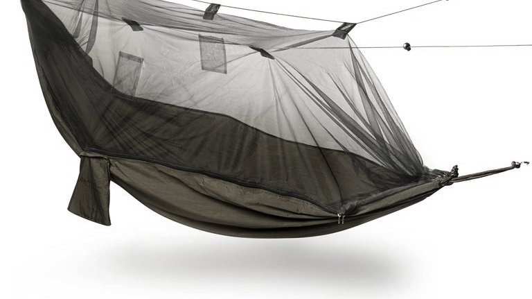 TODAY ONLY: Yukon Outfitters Hammock + Rainfly $24.99
