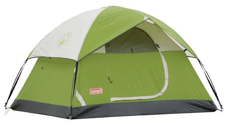 Coleman 2-Person Camping Tent $32.38