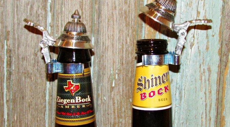 Oktoberfest Beer Bottle Stein Lid