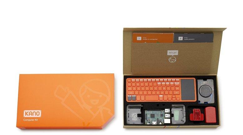 Kano: Raspberry Pi 2 Computer Teaching Kit
