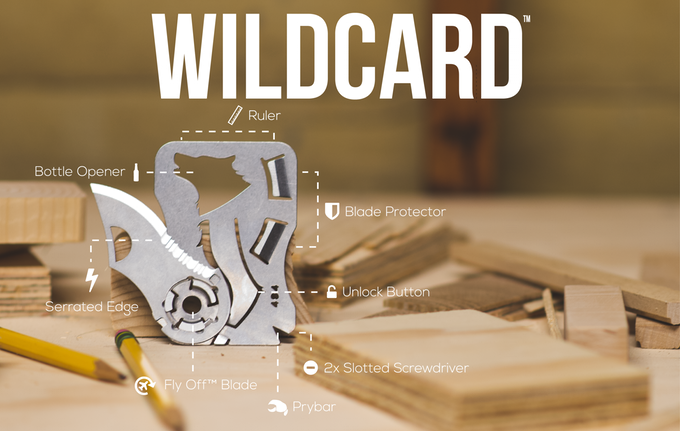 Review: WildCard Multi Tool