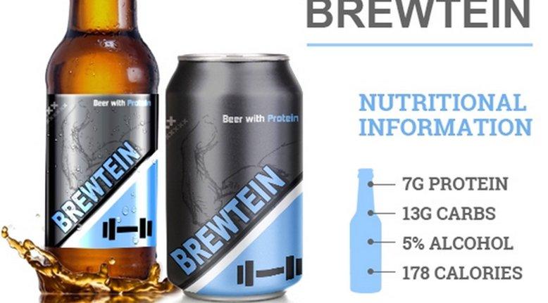 Brewtein - Protein Infused Beer