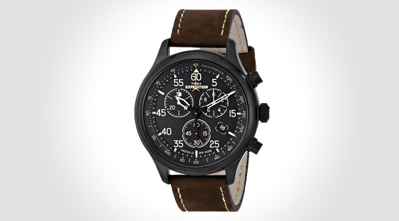 Timex Expedition Field Chronography Watch $45.68
