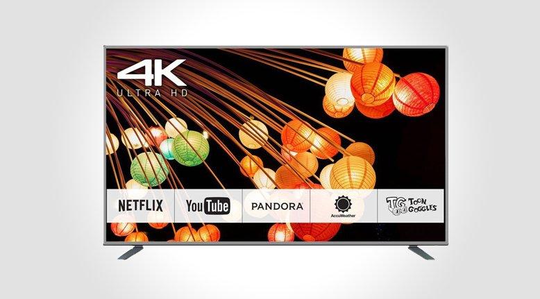 Panasonic 65-inch 4K 120Hz Smart LED UHDTV $999