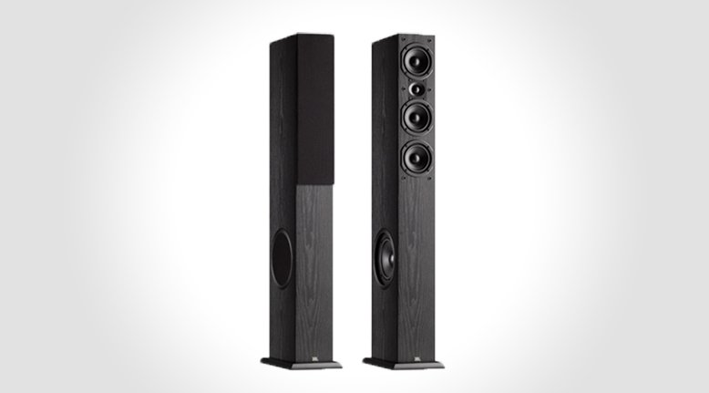 TODAY ONLY: JBL Loft Three-way Floorstanding Loudspeakers $199.99