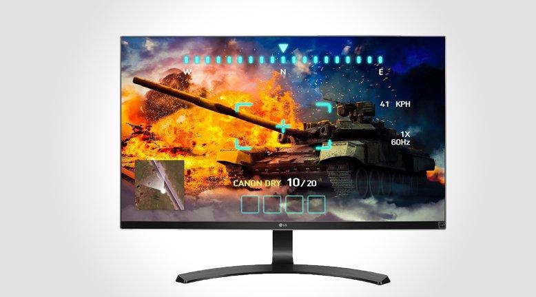LG 4k 27-inch LED Ultra HD Monitor $399.99