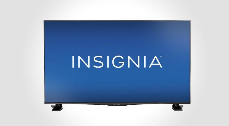 "Insignia 43"" 1080p 60Hz LED HDTV"