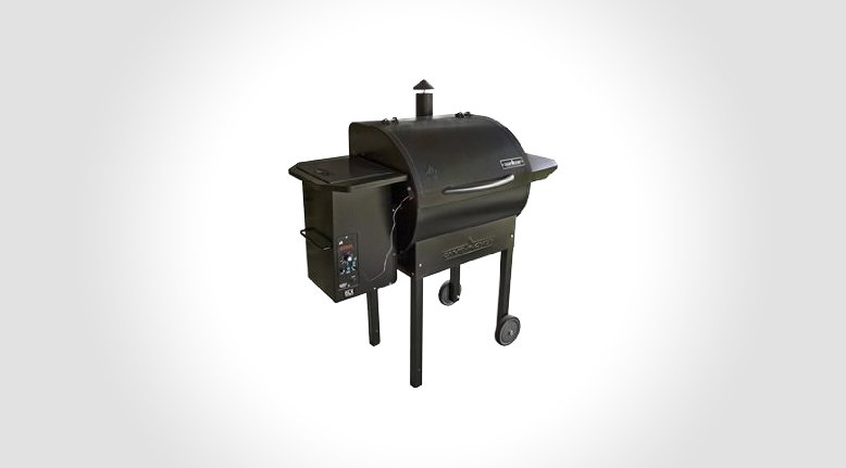 TODAY ONLY: Camp Chef Pellet Grill Black $439.99 (reg. $750)