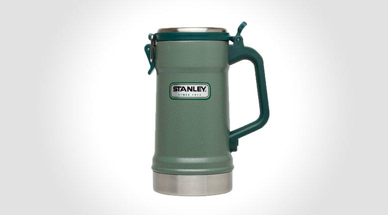 Stanley Vacuum Beer Stein