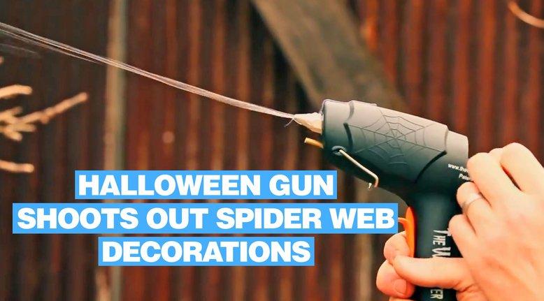 The Spider Web Gun