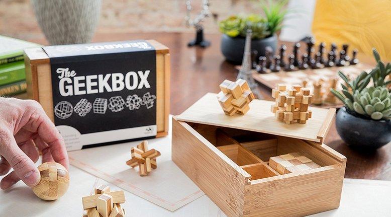 The Geek Box