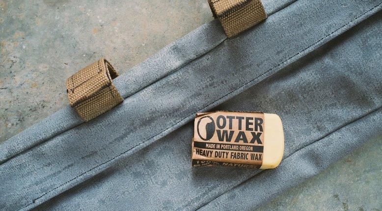 Otterwax: Waterproofing Fabric the Easy Way