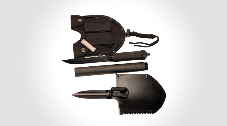 Mykel Hawke's Apocalypse Shovel