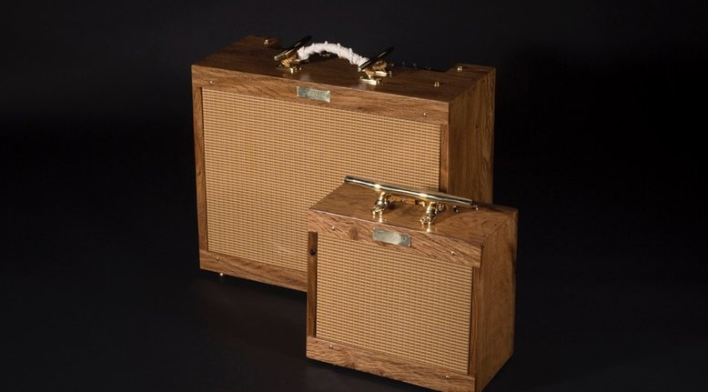 Fender Amps Made From the U.S.S. Constitution