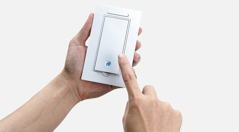 Smart Moveable Light Switch
