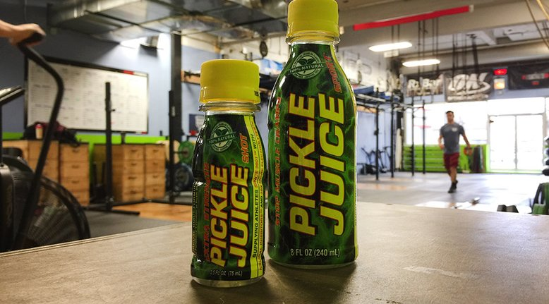 Pickle Shots Energy Drink