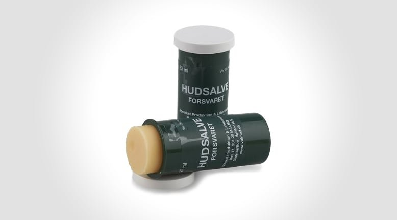 Hudsalve: The Swedish Military's Miracle Balm