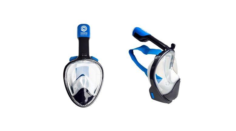 Seaview 180-Degree GoPro Snorkel Mask
