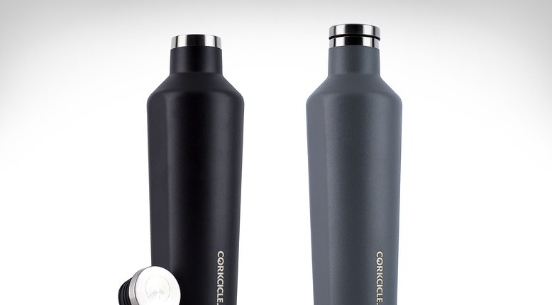 Shatterproof and 3x Insulated Canteen