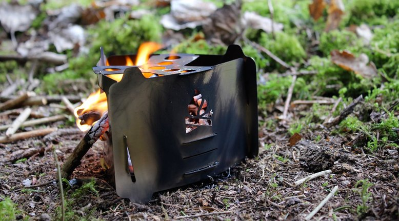 Bushcraft Ultra-Light Pocket Stove
