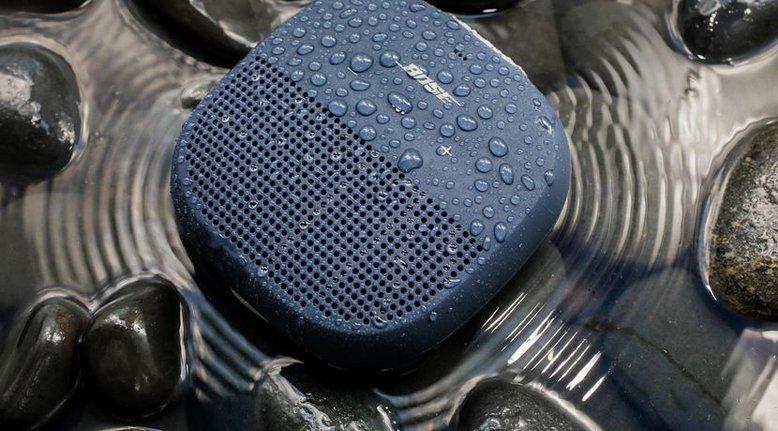 Bose SoundLink Micro: Rugged and Waterproof