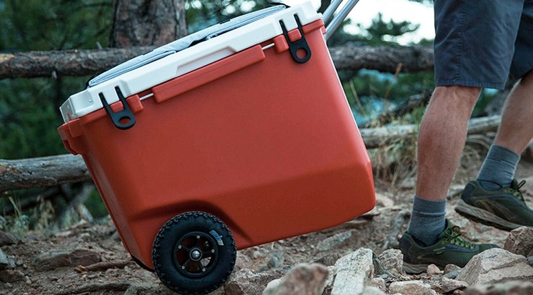 Bear-Proof All-Terrain Cooler
